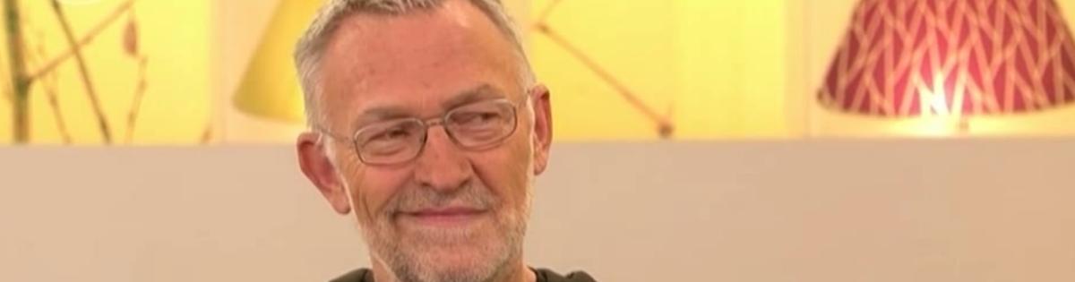 """Bruder Paulus in der Sendung """"hallo hessen"""" zum Tag des Respekts am 7 Juni 2017 (Screenshot)"""