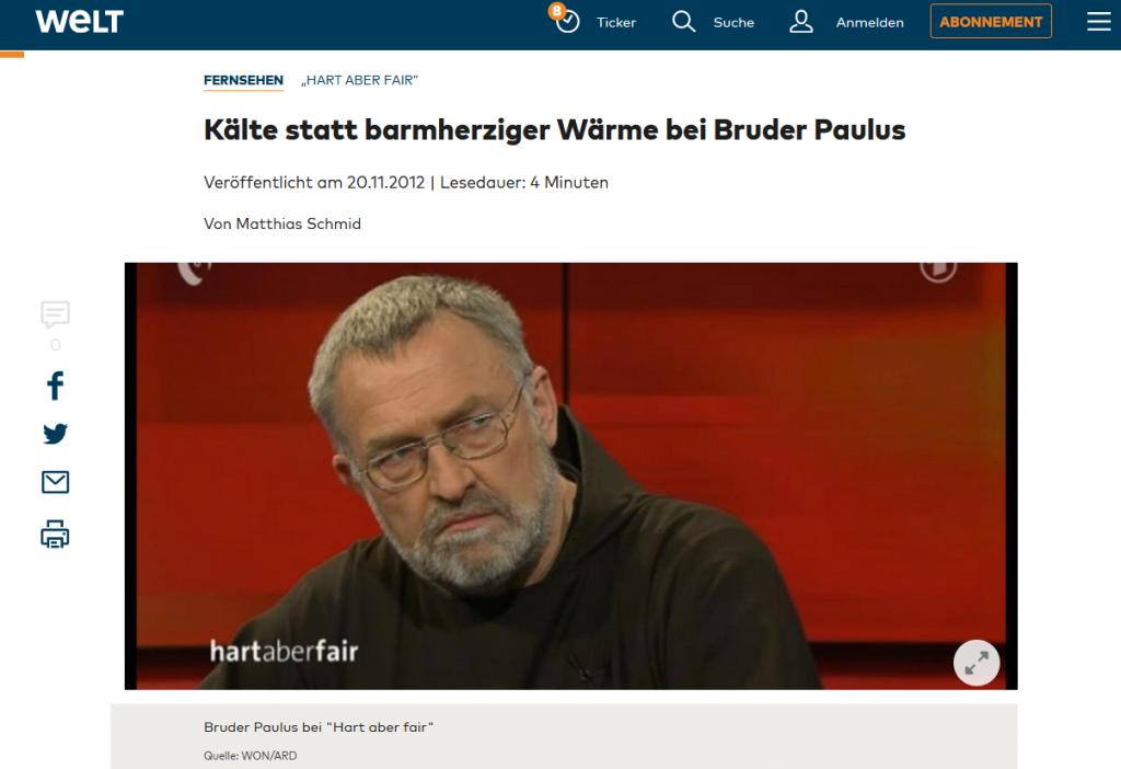 """Terwitte bei """"Hart aber fair"""""""